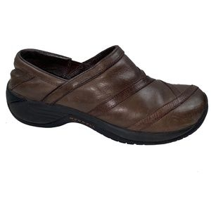 Merrell Encore Eclipse Leather Slip-on Shoes